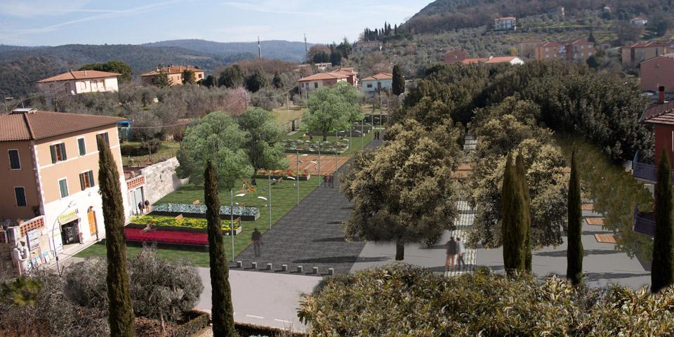 <!--:it-->Riqualificazione del Piazzone, Rapolano <!--:--><!--:en-->Redesign of Piazzone, Rapolano <!--:-->